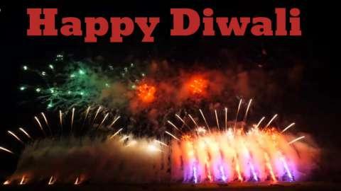 Fireworks Patakhe Of Diwali Hindi Status