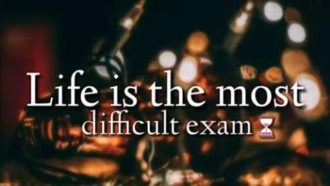 Life Quotes Motivational Status