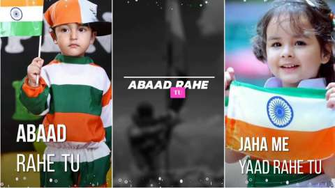 Ae Watan Republic Day Status For Whatsapp Video Song By Kids