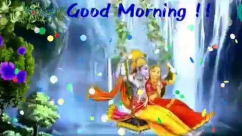Good Morning Oo Kanha Ab To Murli Ki Status