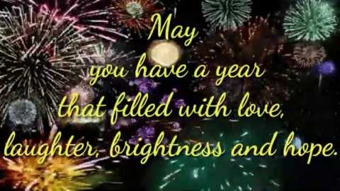 Happy New Year Wishes Quotes For Friends And Family