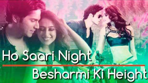 Besharmi Ki Height Dance