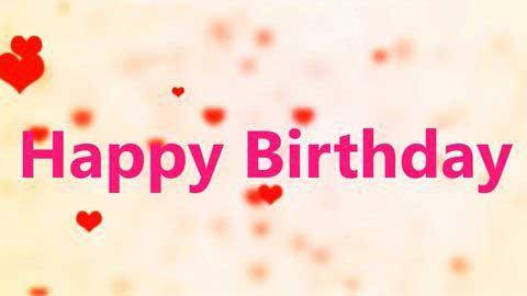 Happy Birthday Girlfriend Boyfriend Love Wishes