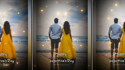 Valentines Day Full Screen Status Whatsapp Video For Love Girlfriend