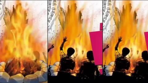 Happy Holika Dahan Wishes Status Video In Hindi