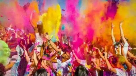 Special Happy Holi Balam Pichkari