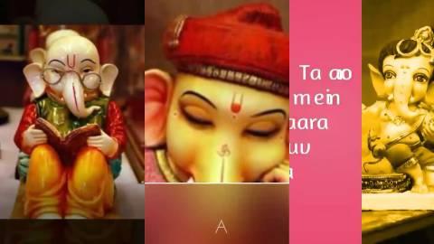 O My Friend Ganesha Cute