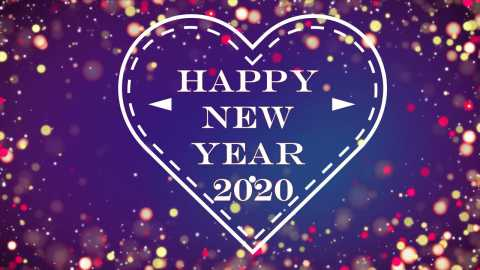 Happy New Year Wishes Greetings Whatsapp Video Messages Card
