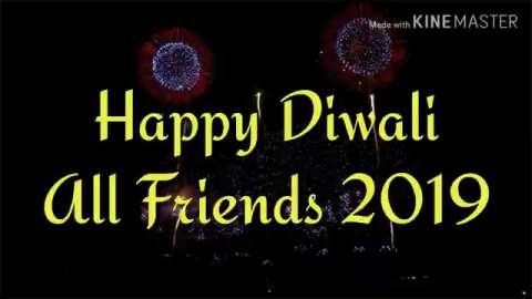 Happy Diwali Coming Soon Status Video 27 October