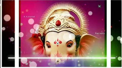 Beautiful Ganesha Song Dj Mix