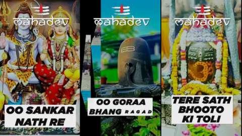 Mera Bhola Hai Bhandari Mahashivratri Special Status