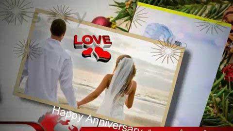 Happy Mrg Anniversary Greeting