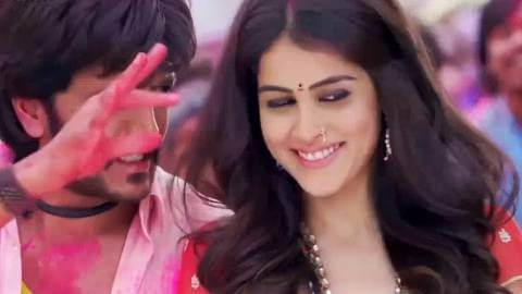 Photo Song Holi Special