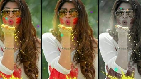 Gulal Rang Song Holiya Wala Fullscreen Status