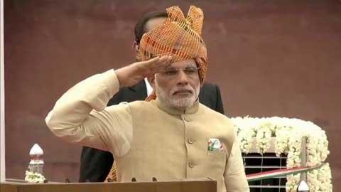 Pm Modi 15 August
