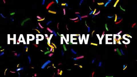 1 2 3 Happy New Year