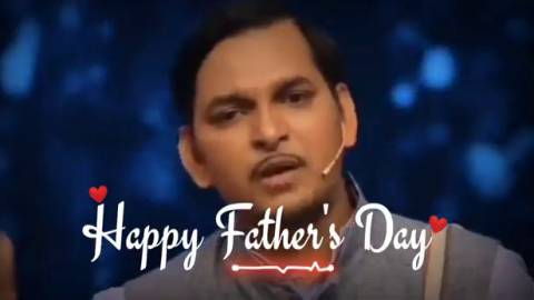 New Fathers Day Special Heart Touching Line