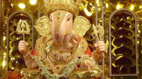 Ganesh Chaturthi Aarti