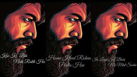 Kgf Best Dialogue On Mothers Day