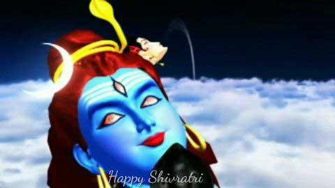 Lord Shiva Tandav - In Hindi