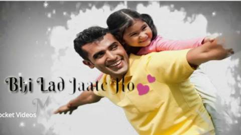 Beautiful Father And Duaghter Love