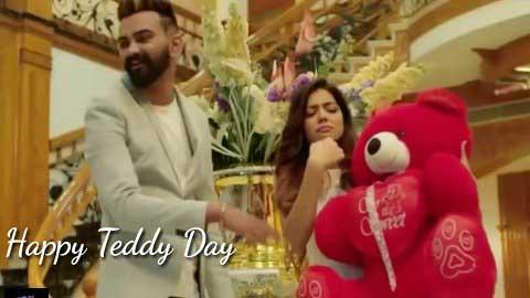 Romantic Teddy Day