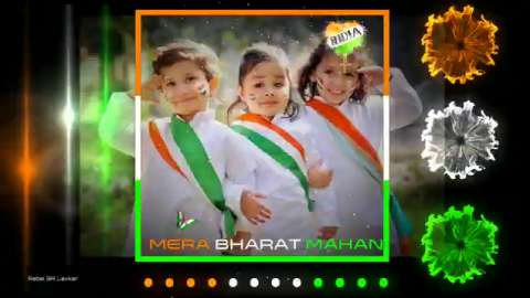 Mera Bharat Mahan Kids Song