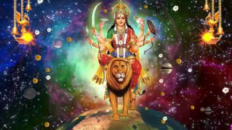 Wish You Happy Diwali Status From Lakshmiji
