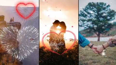 Happy Valentines Day Status Yenti Yenti Telugu