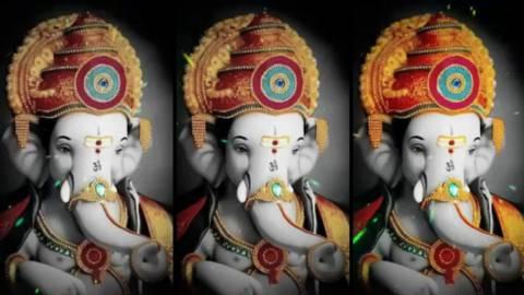 Morya Morya Happy Ganesh Chaturthi