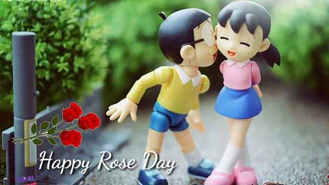 Happy Rose Day Armaan Bedil