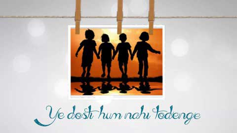 Best Hindi Friendship Wishes Status