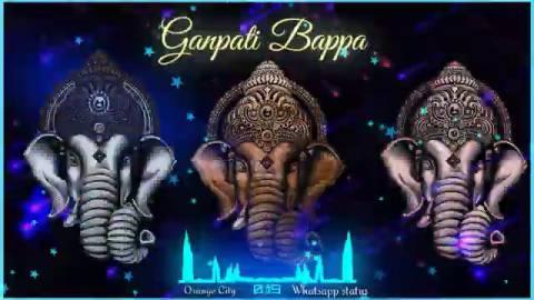 Ganpati Bappa Ganesh Chaturthi Video