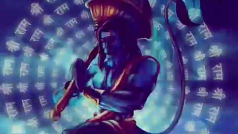 Jay Hanuman God Devotional Status