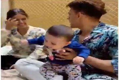 Mera Dil Bhi Kitna Pagal Hai Sweet Family Full Screen Status Video