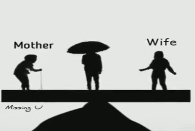 Mother And Wife Family WhatsApp Status