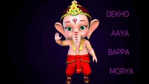 Aaya Bappa Morya Song