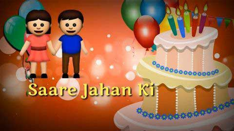 Happy Birthday Special Video Status In Hindi