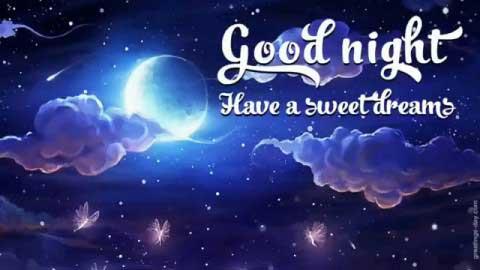 Good Night - Song Sweet Dream