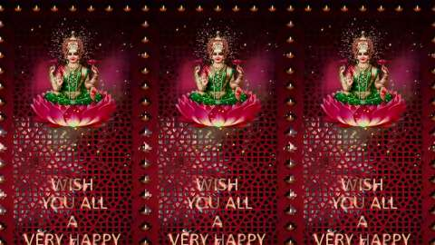 Wish You All A Very Happy Dipavali