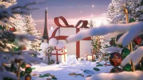 Merry Christmas And Happy New Year Whatsaap