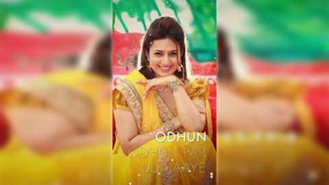Odhani Made In China Neha Kakkar Fullscreen Status
