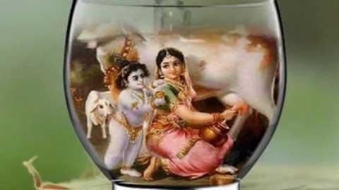 New Good Morning Video Krishna And Maiya