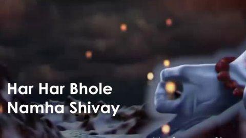 Om Namah Shivay God