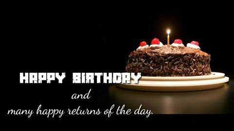 Happy Birthday Status For Friend Wishes