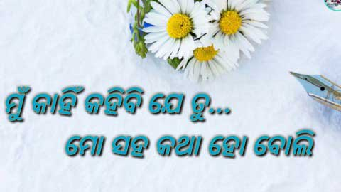 I Love You Very Much Emotional Status In Odia